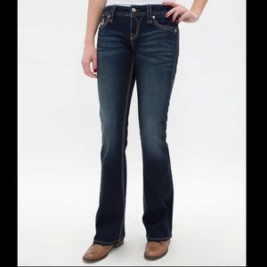 Rock revival- Betty Midrise boot jeans